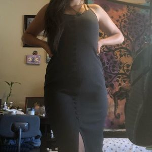 Long dress from urban outfitters size small